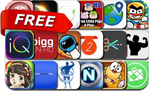 iPhone & iPad Apps Gone Free - August 17, 2014