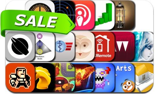 iPhone & iPad App Price Drops - April 13, 2018