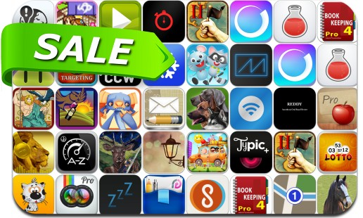 iPhone & iPad App Price Drops - January 29, 2014