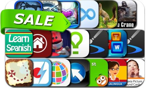 iPhone & iPad App Price Drops - July 9, 2016