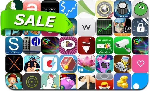 iPhone & iPad App Price Drops - December 1, 2015