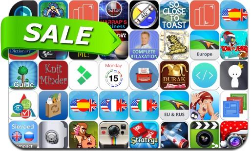 iPhone & iPad App Price Drops - January 10, 2015