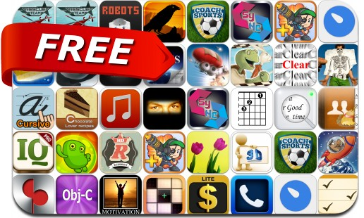iPhone & iPad Apps Gone Free - April 6