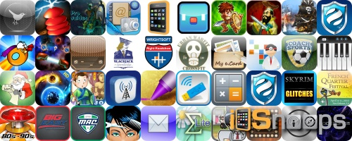 iPhone and iPad Apps Gone Free - February 28 Roundup
