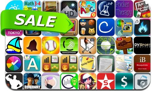 iPhone & iPad App Price Drops - August 11
