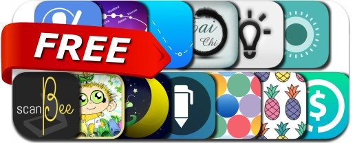 iPhone & iPad Apps Gone Free - August 10, 2016