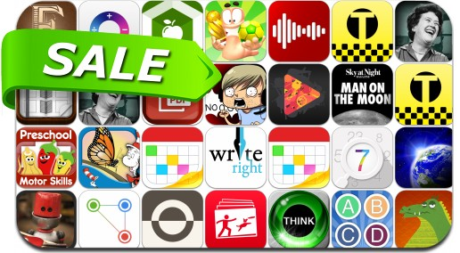 iPhone & iPad App Price Drops - July 23, 2014