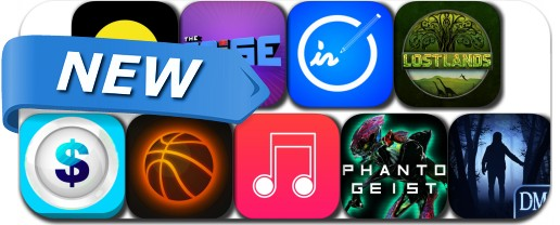 Newly Released iPhone & iPad Apps - September 23, 2017