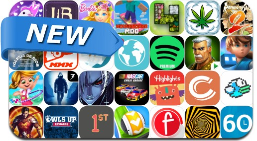 Newly Released iPhone & iPad Apps - May 26, 2016