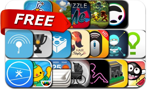 iPhone & iPad Apps Gone Free - October 29, 2015