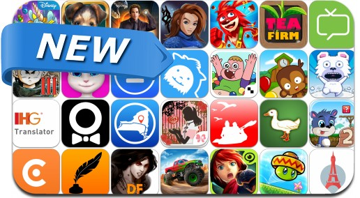 Newly Released iPhone & iPad Apps - December 5, 2014
