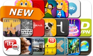 Newly Released iPhone and iPad Apps - January 3