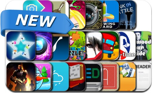 Newly Released iPhone & iPad Apps - December 1