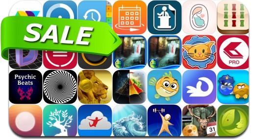 iPhone & iPad App Price Drops - August 28, 2017