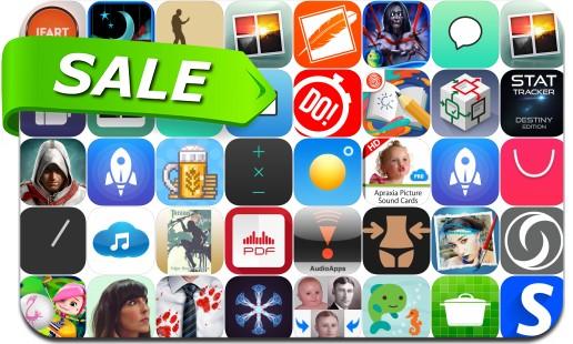 iPhone & iPad App Price Drops - July 2, 2016