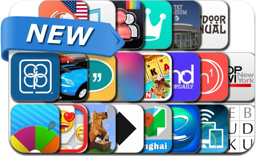 Newly Released iPhone & iPad Apps - August 16, 2014