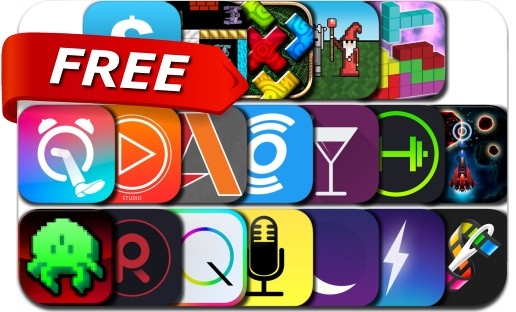 iPhone & iPad Apps Gone Free - September 17, 2018