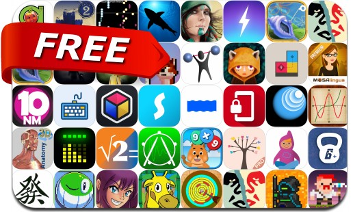 iPhone & iPad Apps Gone Free - March 21, 2020
