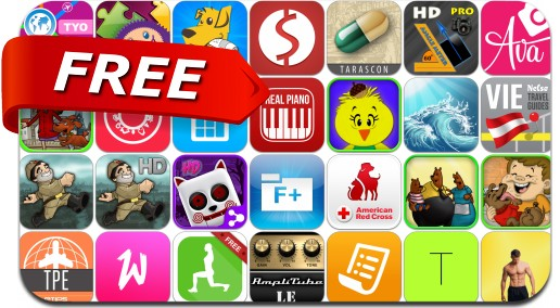 iPhone & iPad Apps Gone Free - April 25, 2015