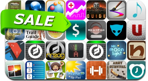 iPhone & iPad App Price Drops - March 11, 2014