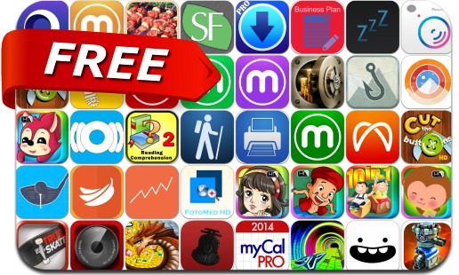 iPhone & iPad Apps Gone Free - July 25, 2014