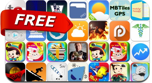 iPhone & iPad Apps Gone Free - May 13, 2015