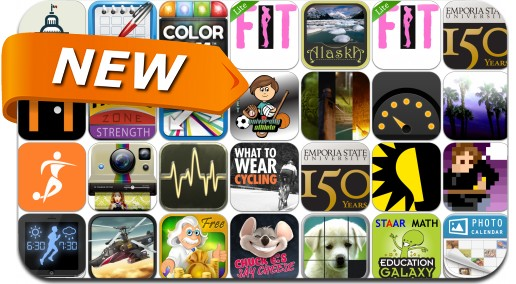 Newly Released iPhone & iPad Apps - March 26