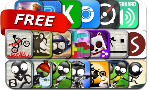 iPhone & iPad Apps Gone Free - January 5, 2015