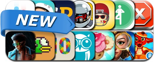 Newly Released iPhone & iPad Apps - October 3, 2015