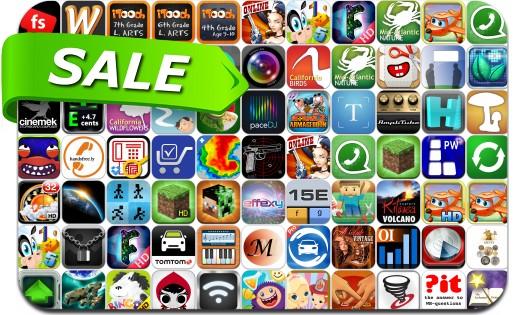 iPhone & iPad App Price Drops - April 26