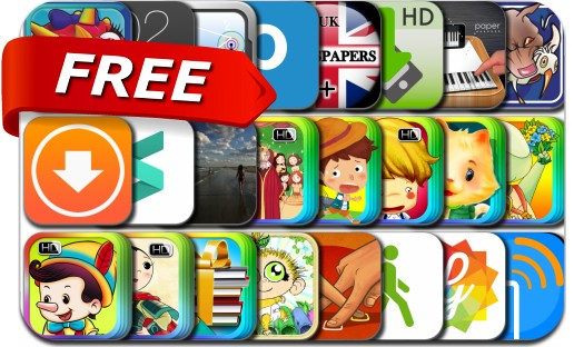 iPhone & iPad Apps Gone Free - May 21, 2014