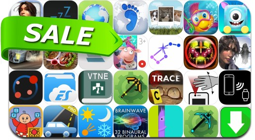 iPhone & iPad App Price Drops - May 28, 2016
