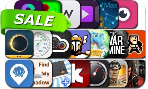 iPhone & iPad App Price Drops - July 30, 2020