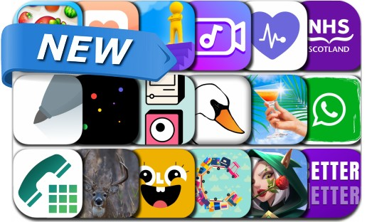 Newly Released iPhone & iPad Apps - September 12, 2020