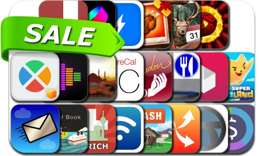 iPhone & iPad App Price Drops - January 15, 2015