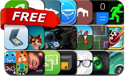 iPhone & iPad Apps Gone Free - August 29, 2018
