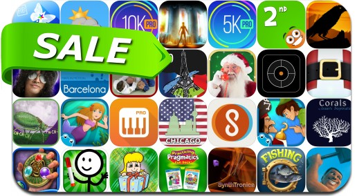 iPhone & iPad App Price Drops - November 22, 2015