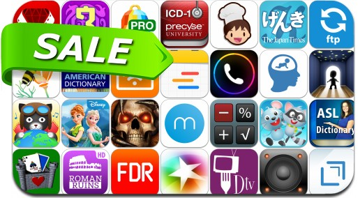 iPhone & iPad App Price Drops - April 7, 2015