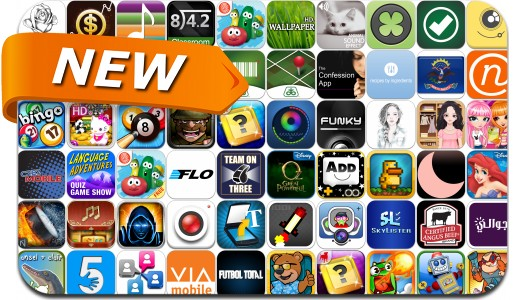 Newly Released iPhone & iPad Apps - March 1