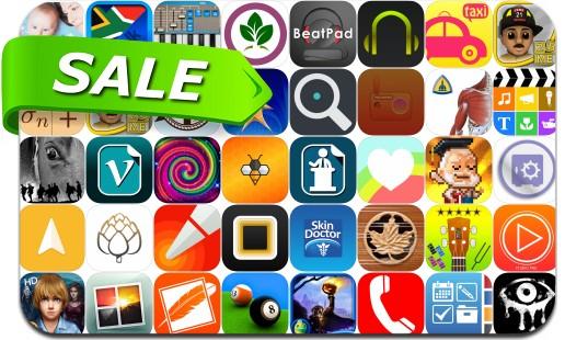 iPhone & iPad App Price Drops - July 31, 2017