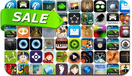 iPhone & iPad App Price Drops - January 24