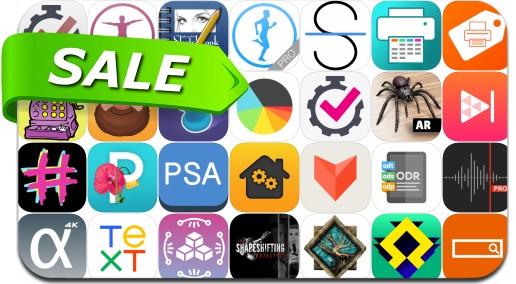 iPhone & iPad App Price Drops - March 1, 2021