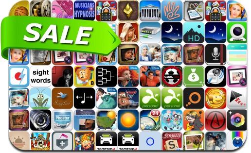 iPhone & iPad App Price Drops - October 17