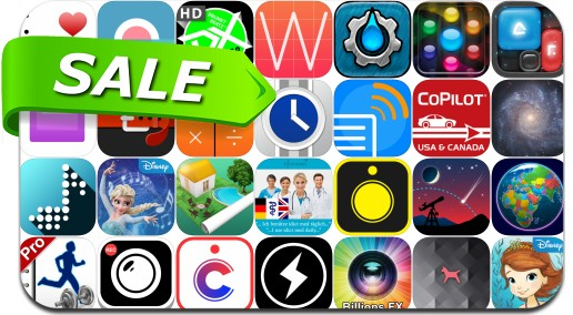 iPhone & iPad App Price Drops - March 19, 2016