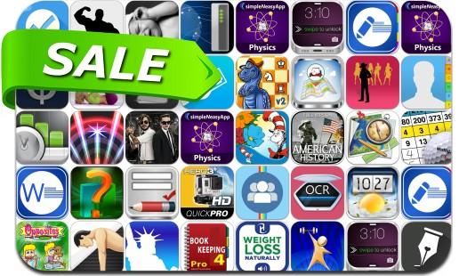 iPhone & iPad App Price Drops - May 18, 2014