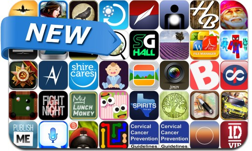 Newly Released iPhone & iPad Apps - May 4