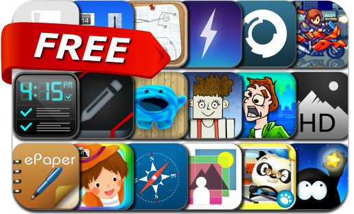 iPhone & iPad Apps Gone Free - September 4, 2014