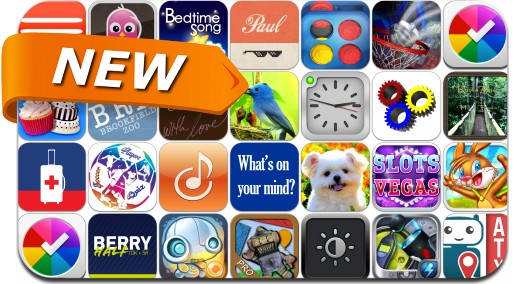 Newly Released iPhone & iPad Apps - March 24