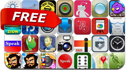 iPhone & iPad Apps Gone Free - March 27