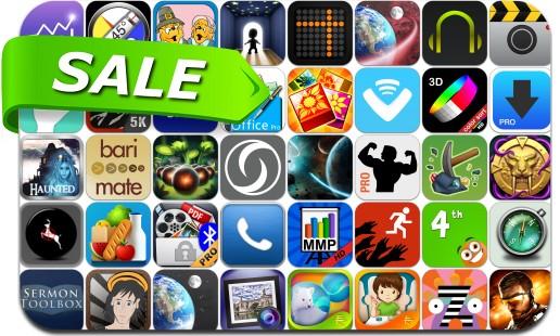iPhone & iPad App Price Drops - November 1, 2014